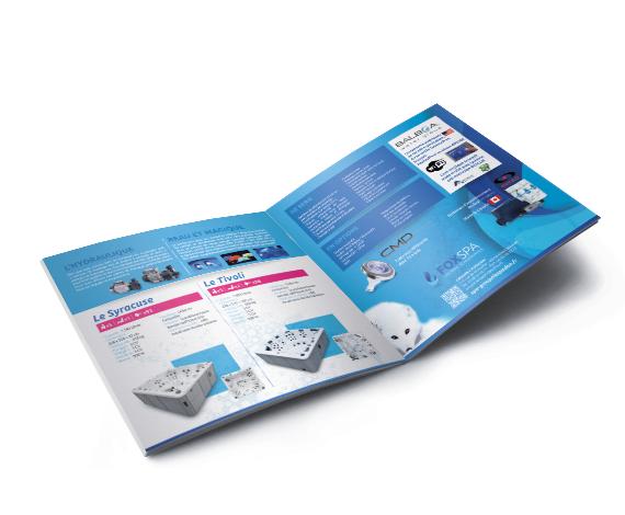 brochure catalogue flyer impression imprimerie mulhouse